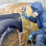 funilaria e pintura automotiva Cerqueira César