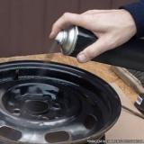 pintar a roda do carro valor Jardim Vazani