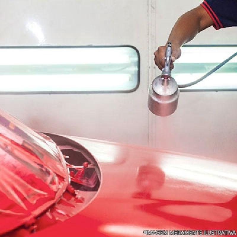 Oficina Pinturas Automotivas Vila Boaçava - Retoque Pintura Automotiva