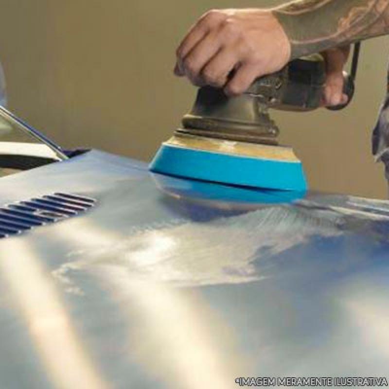 Onde Faz Polimento de Veiculos Alto de Pinheiros - Polimento Cristalizado