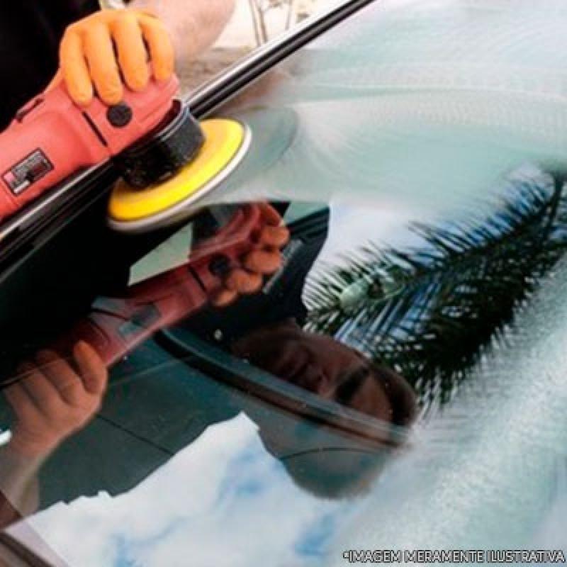 Onde Faz Polimento de Vidro Automotivo Vila Boaçava - Polimento de Vidro Automotivo
