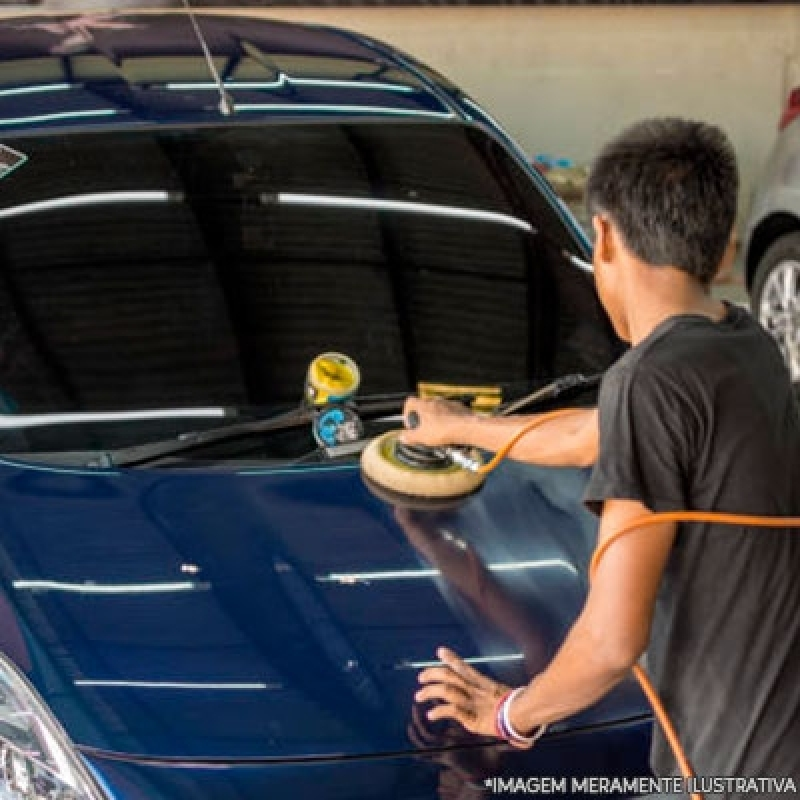 Onde Faz Polimento Técnico Jaraguá - Polimento de Vidro Automotivo