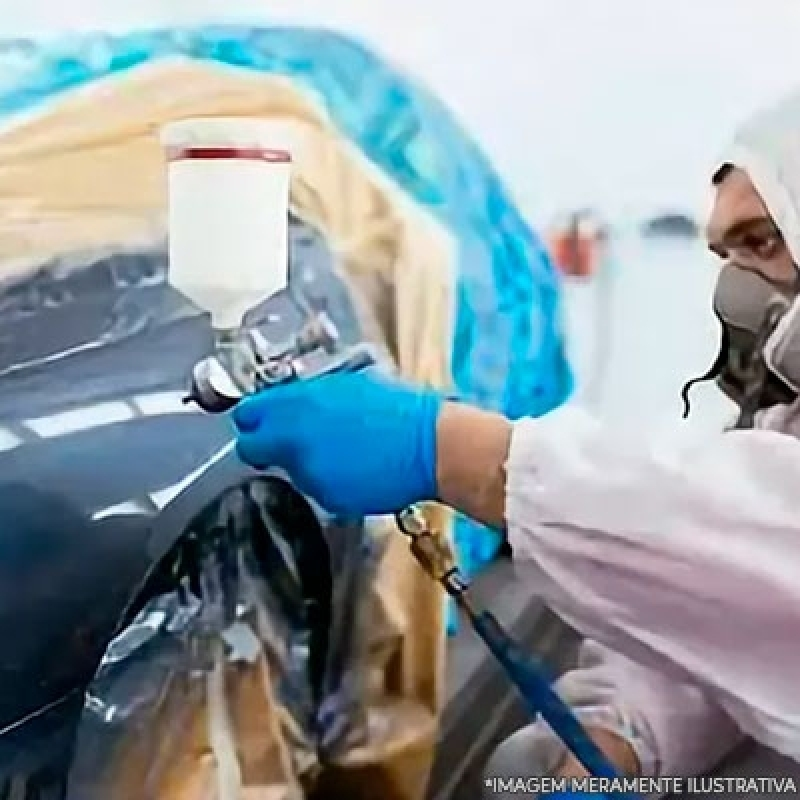 Orçamento de Oficina de Pintura Automotiva Raposo Tavares - Reparo Pintura Automotiva