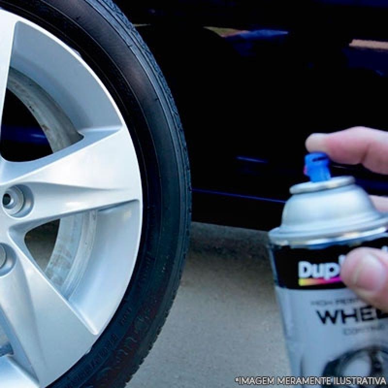 Pintura de Rodas Automotivas Itaim Bibi - Reparo de Pintura Automotiva