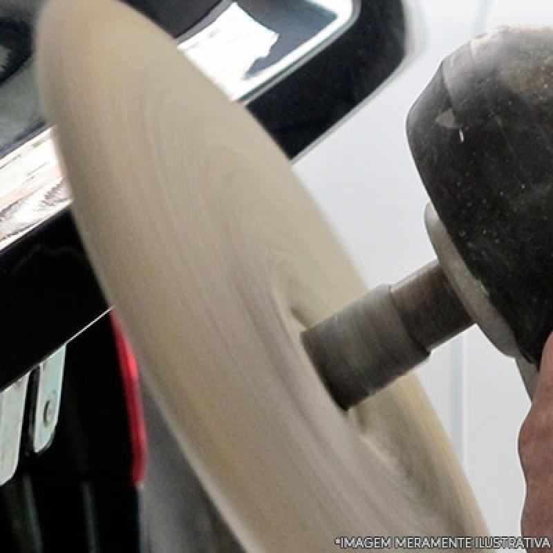 Polimento de Carros Preços Vila Pompéia - Polimento Automotivo