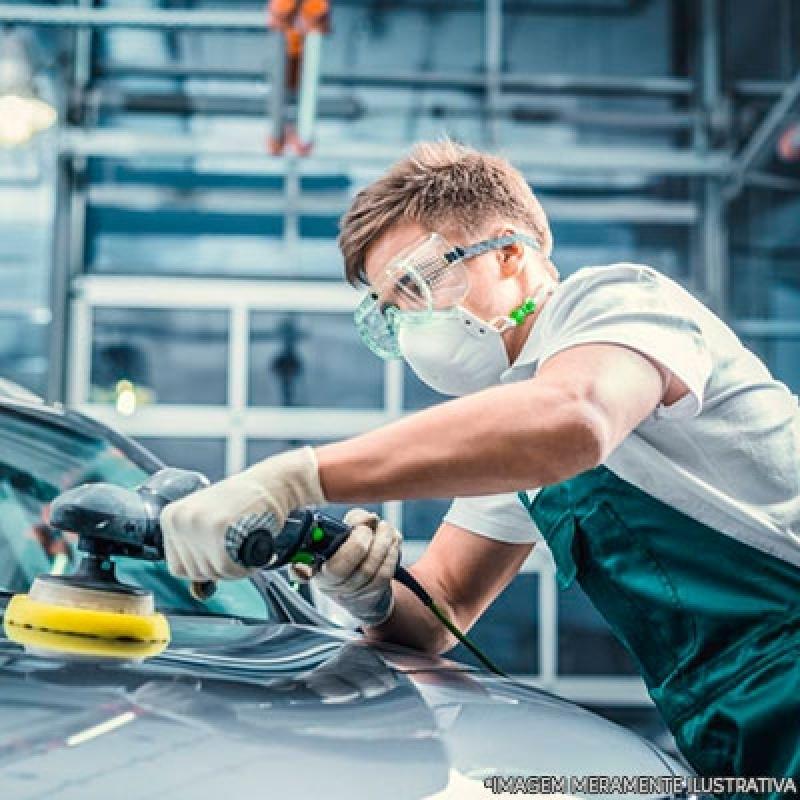 Polimento Tira Arranhões de Carros Sítio Boa Vista - Polimento de Vidro Automotivo