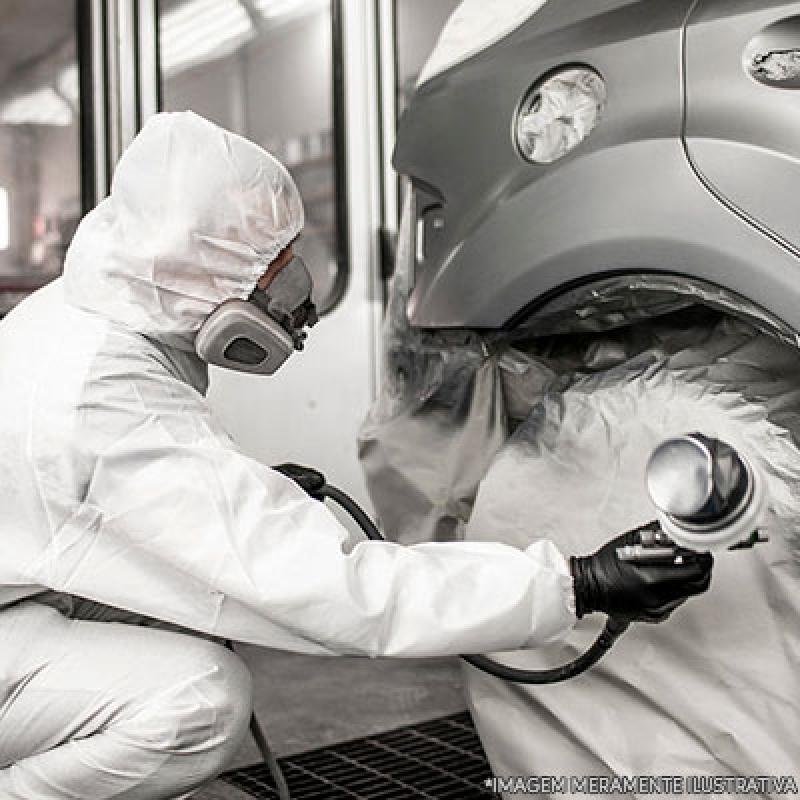 Reparo de Pintura Automotiva Perus - Retoque de Pintura Automotiva