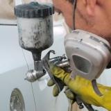 orçamento de pintura do carro Perus