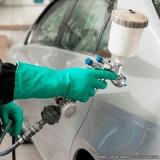 orçamento de reparo pintura automotiva Alto de Pinheiros