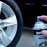 pintar roda de carro Água Branca