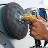 polimento automotivo preços Pacaembu