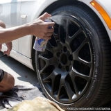 serviço de pintar a roda do carro Santa Cecília