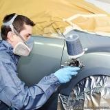 serviço de pintura de carro Cerqueira César