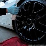 serviço de pintura de roda de carro Jardim das Rosas