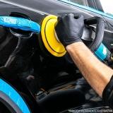 serviço de polimento de carros Vila Boaçava